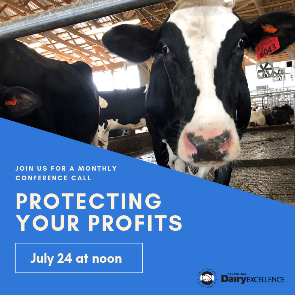 Protecting Your Profits call