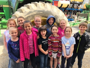 Dairy Farm Field Trip Grants