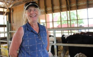 Phoebe Bitler of Vista Grande Farms