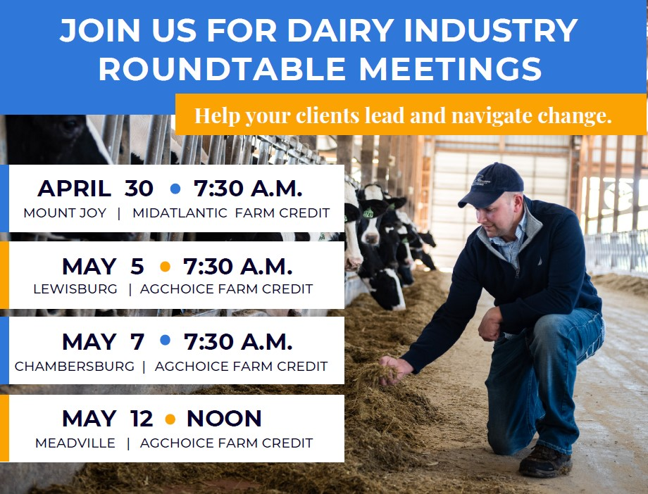 Spring roundtable meetings